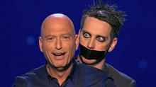 America's Got Talent: Tape Face