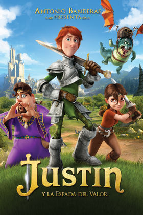 Justin and The Knight of Valour