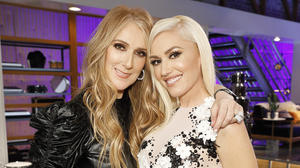 Céline Dion será mentora do team Gwen