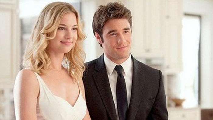 Are amanda and daniel from revenge dating in real life